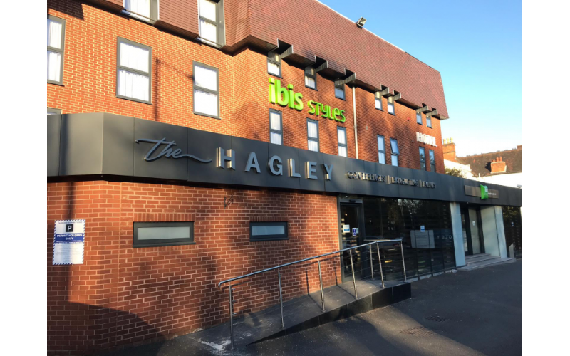 The Hagley at the ibis Styles Hotel