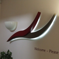 3D signs, 3D letters, illuminted signs, built-up letters, rim and return letters