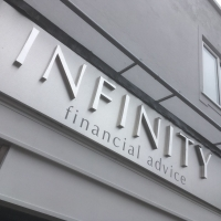 Infinity Financial signs