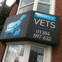 Veterinary Sign