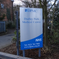 Dudley Park Medical Centre Signs