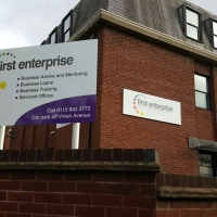 First Enterprise Financial Services Signs