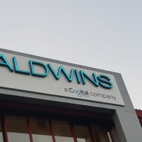 Baldwins fascia sign