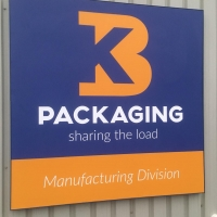 KB Packaging Manufacturing Signs