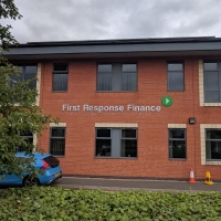 First Response Financial Services Signs