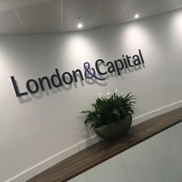 London & Capital Financial Signs