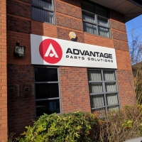 Advantage Parts Solutions Sign