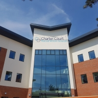 Charter Court Financial Services Signs